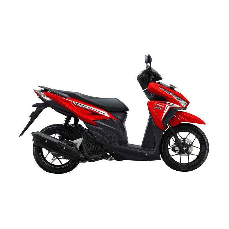 harga Honda All New Vario 125 eSP CBS ISS Sepeda Motor - Red [OTR Jambi] Blibli.com