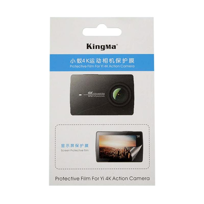 harga Kingma Screen Protector Anti Gores LCD for Xiaomi Yi 4K / 4K PLUS / LITE Blibli.com
