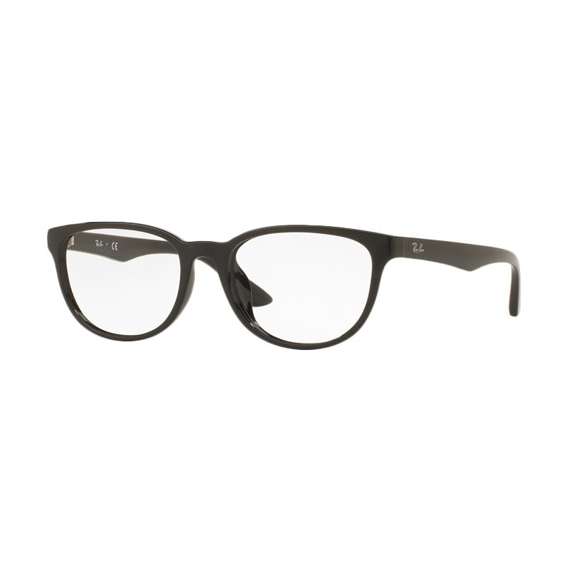 a7f3d500fc Ray Ban Vista Optical Rx7082d Black 2000 Size 54 Demo Lens - Daftar ...