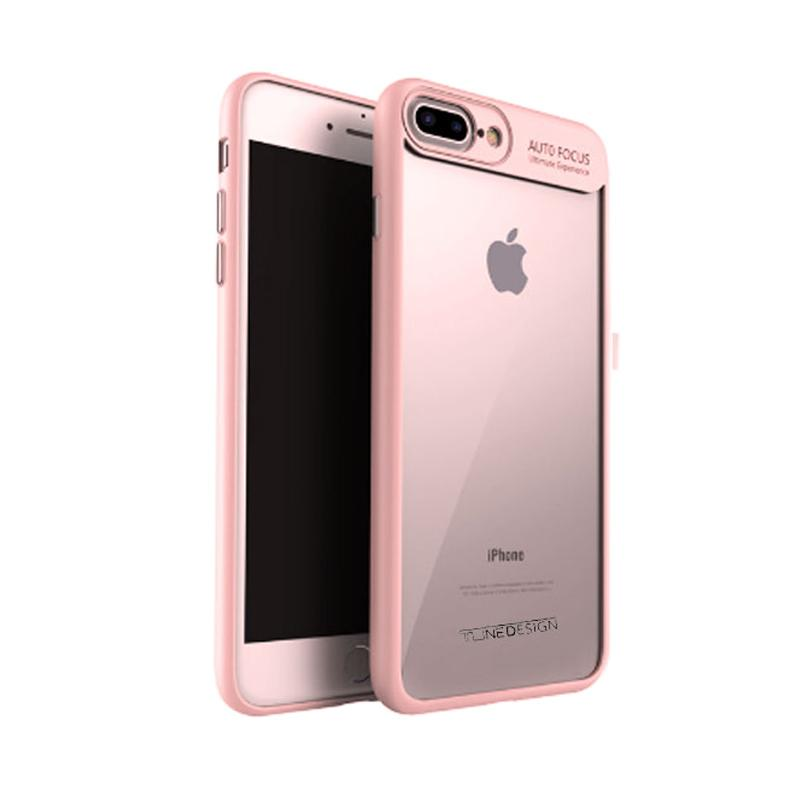 Tunedesign Sky Eye Casing for iPhone 7 Plus - Pink