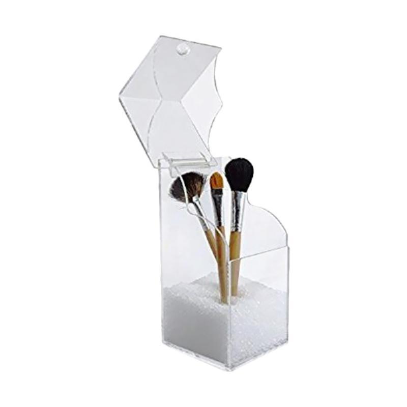 Acrylic MakeUp Brush Holder Make Up Organizer