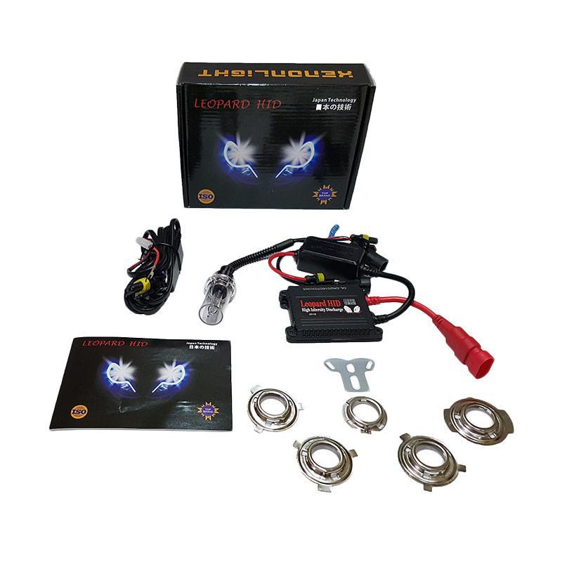 harga Leopard 8000K Universal Lampu HID Motor - Putih Kebiruan Blibli.com