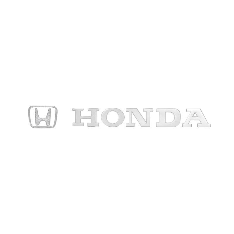 SIV Sticker Logo dan Tulisan HONDA Aksesoris Body Mobil