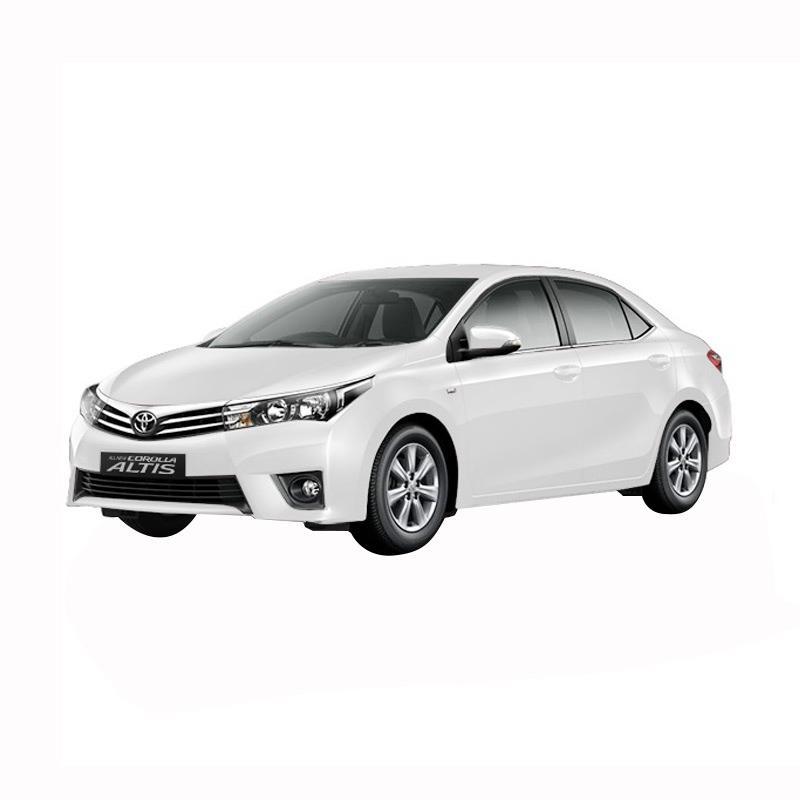 harga Toyota All New Corolla Altis 1.8 V A-T Mobil - White Pearl Blibli.com