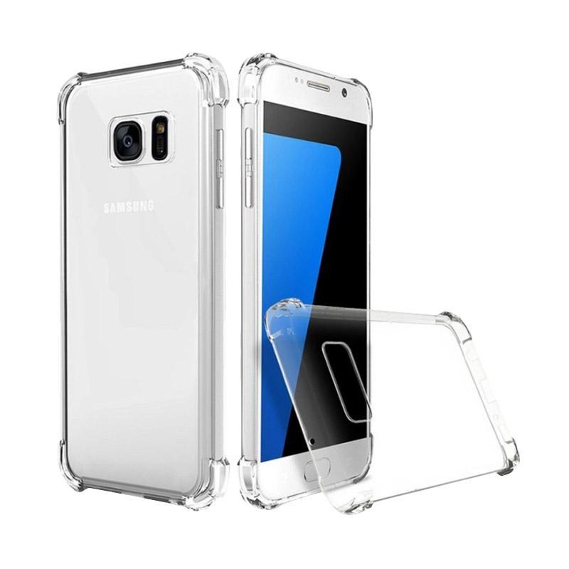 Case88 Anti Crack Casing for Samsung Galaxy S7 Edge [Anti Shock]Bening