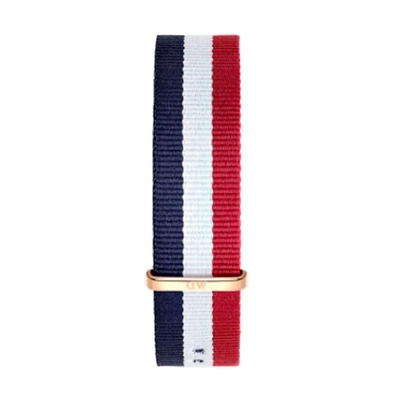 Daniel Wellington Cambridge Nato Classic Men Strap Watch