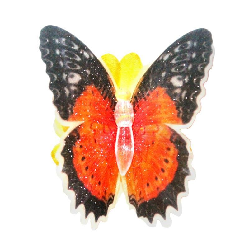 harga Evly Kupu-kupu Dekorasi Rumah Lampu LED - Multicolor Blibli.com