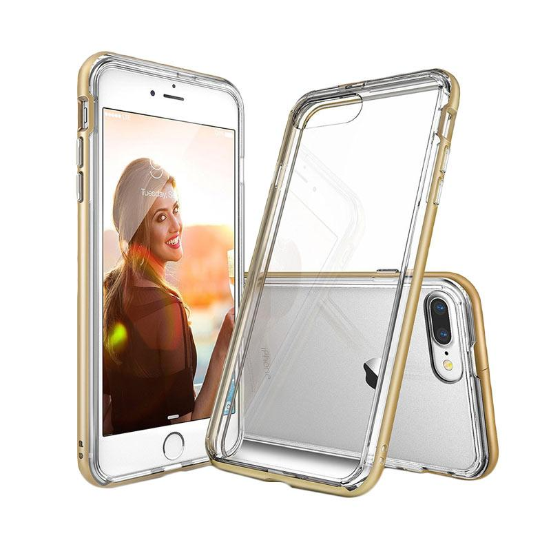 Rearth Ringke Frame Casing for iPhone 7 Plus - Royal Gold