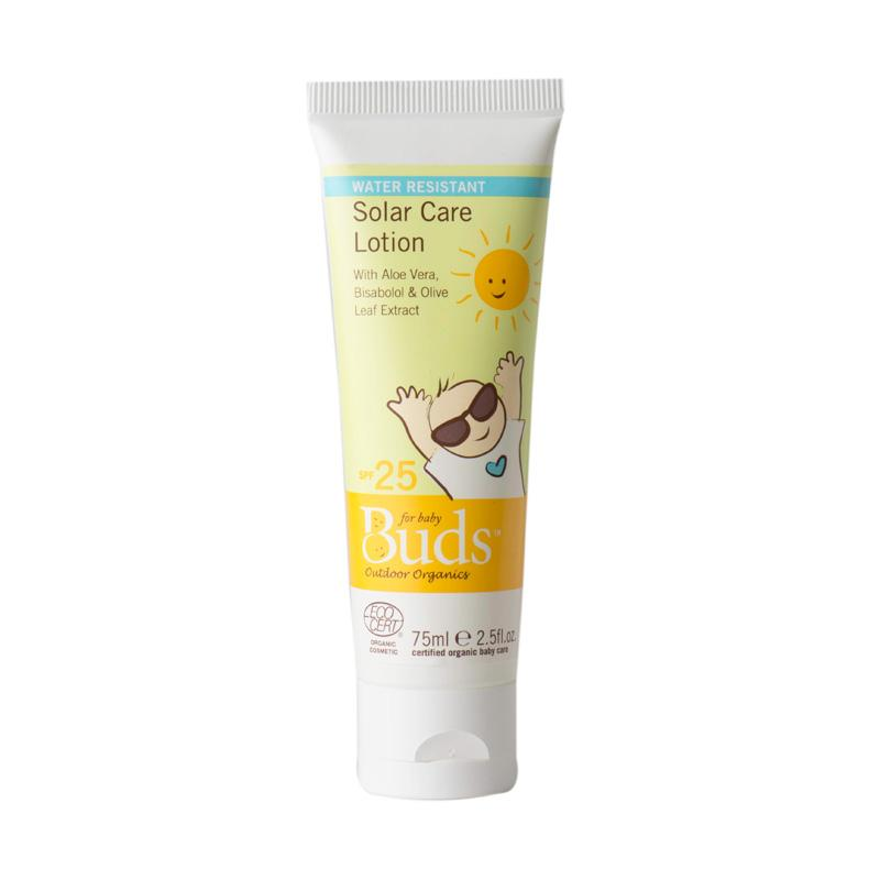 Buds Organics Solar Care Lotion Tabir Surya [75 mL]