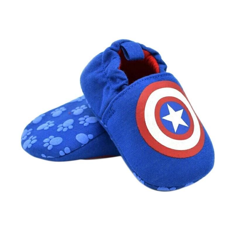 harga Cottonrama Captain America Prewalker Sepatu Bayi Blibli.com