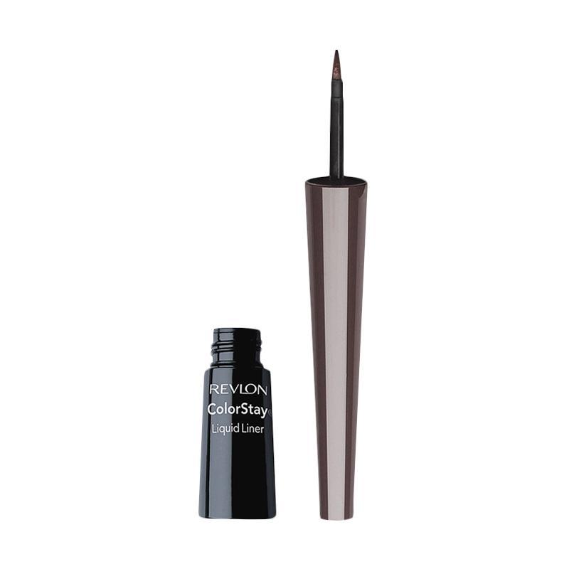 Revlon ColorStay Skinny Liquid Eyeliner - Black Brown