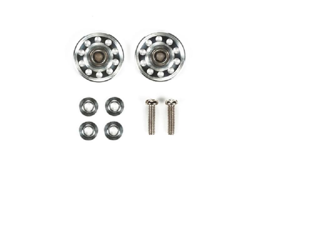 harga Tamiya #95301 JR Ball-Race Rollers LW Aluminum Ringless Perlengkapan Merakit [13 mm] Blibli.com