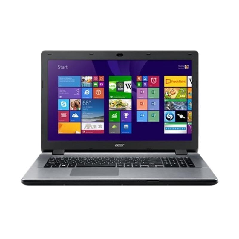 Acer Aspire E5-475G-Notebook - Steel Gray [Core i3/6006/2 GB/500 GB/DOS/GT940MX-2GB]