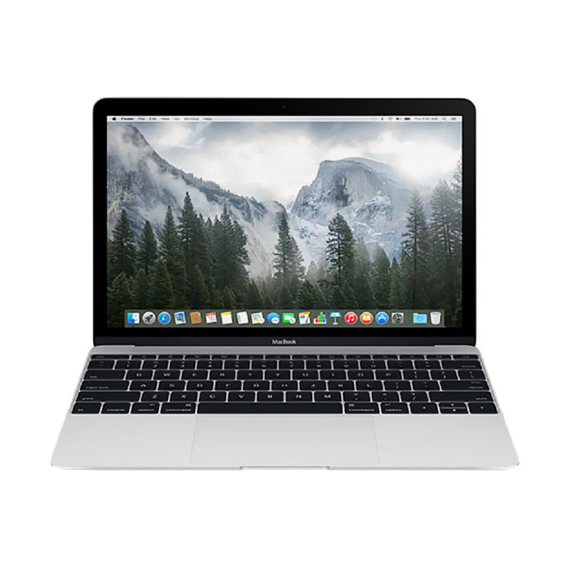 Apple MacBook MLHA2 Notebook - Silver [Intel Core M3/8GB/256GB/12Inch]