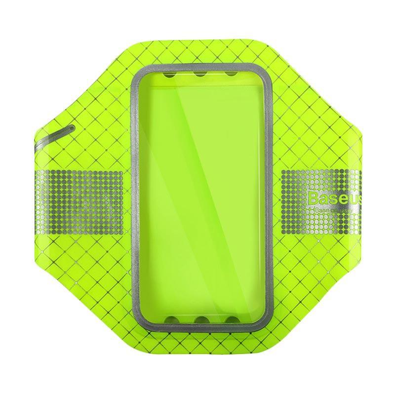 Baseus Ultra-thin Fluorescent Sports Armband - Green