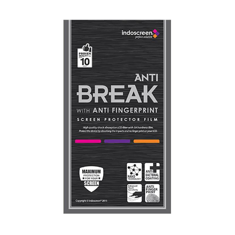 harga Indoscreen Anti Break Screen Protector for Samsung Galaxy Note 8.0 N5100 - Clear Blibli.com