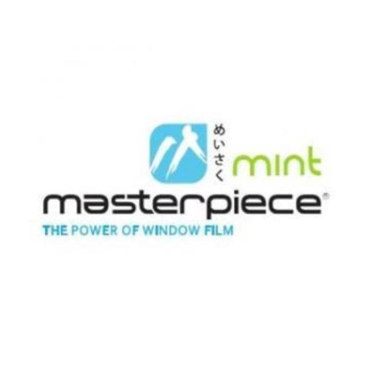 MASTER PIECE BLACK SHINJU - KACA FILM FULL (LARGE CAR)
