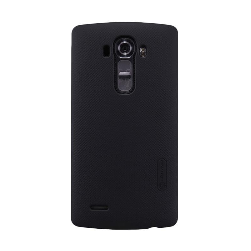 Nillkin Original Super Shield Hardcase Casing for LG G4 - Black [1 mm]