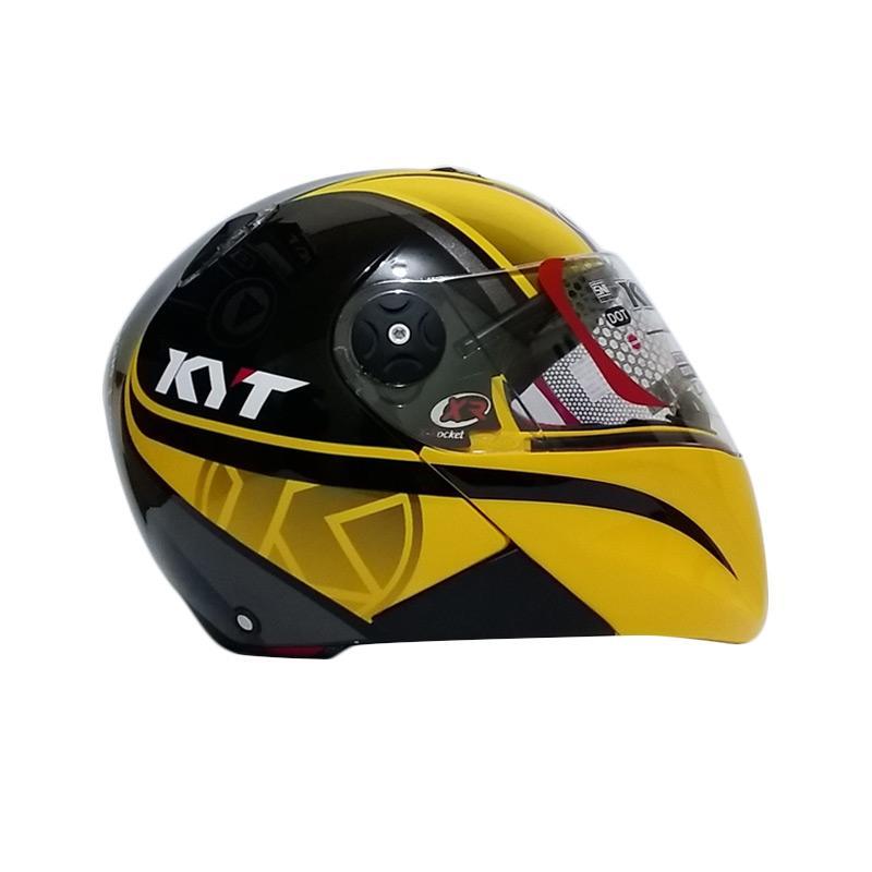 KYT X Rocket Retro 2 Helm Full Face