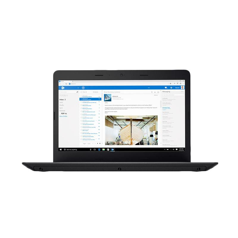 harga Lenovo ThinkPad E470-PID Notebook - Gold [i7-7500U/4 GB/1 TB/14 Inch/Win 10] Blibli.com