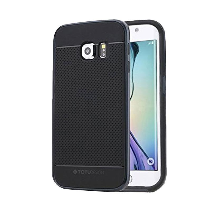 Totu Endless series Casing for Samsung Galaxy S6 - Black