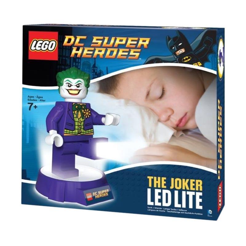 LEGO Light DC Super Heroes The Joker LED Torch And NiteLite