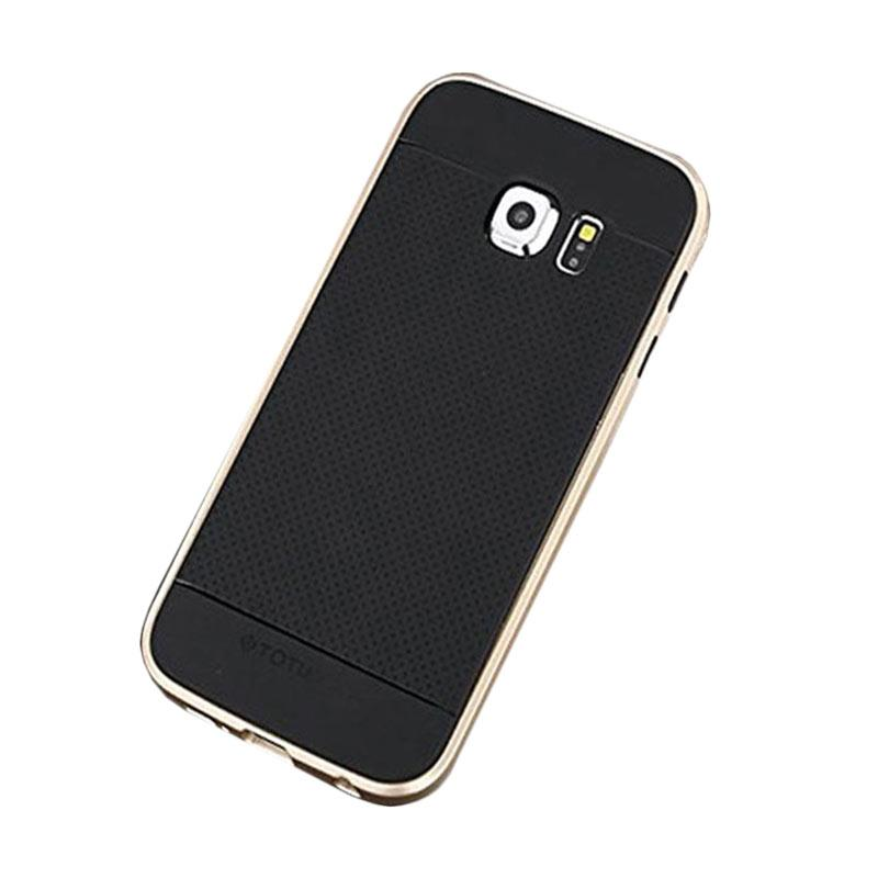 Totu Endless Series Casing for Samsung Galaxy S6 - Gold