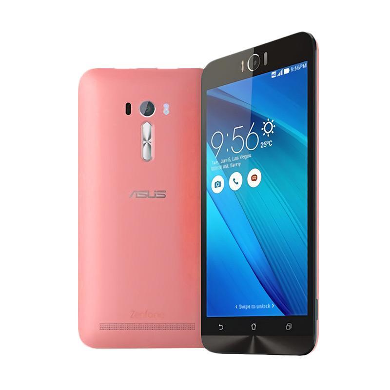 Aircase Ultrathin for Zenfone Selfie 2D551KL - Red Clear