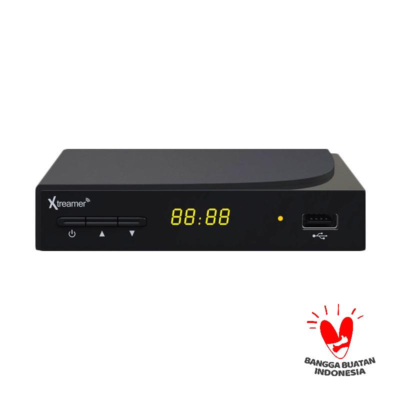 harga Xtreamer BIEN 3 Set Top Box DVB-T2 and Media Player (HDMI) Blibli.com