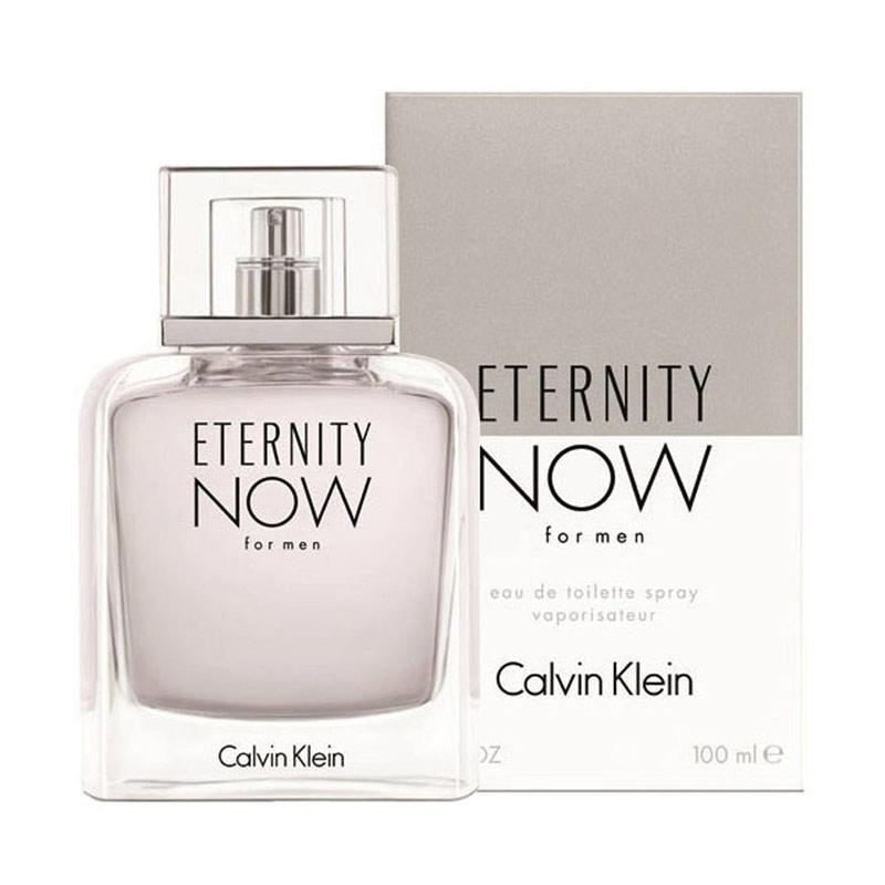 Calvin Klein Eternity Now Men EDT Parfum Pria [100 mL]
