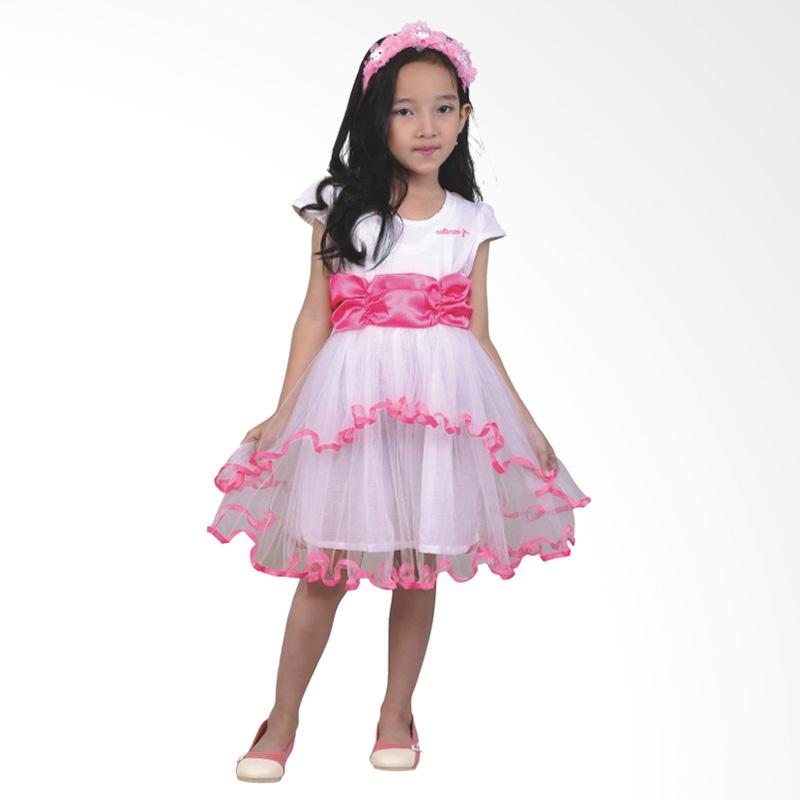 Catenzo Junior CJR CBV 017 Dress Anak Perempuan