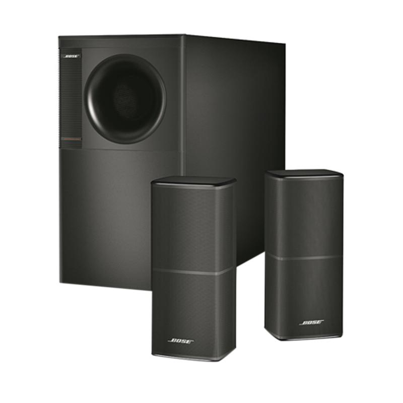 Bose Acoustimass 5 Series V Stereo System Speaker - Black