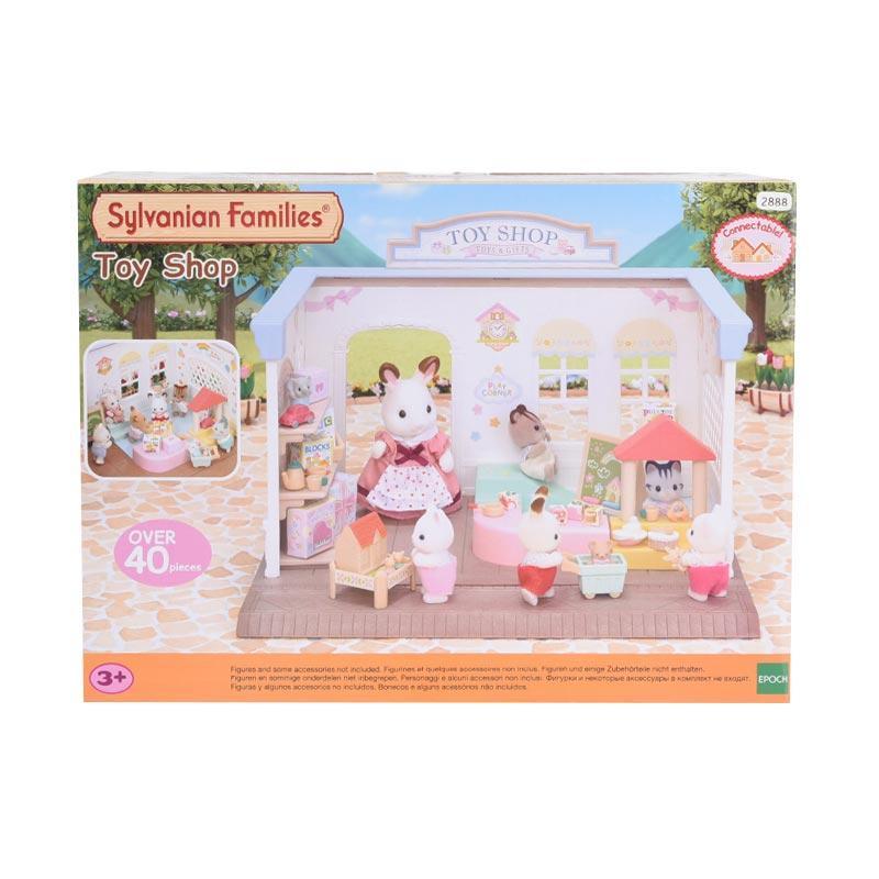 Sylvanian Families Toy Shop Set Mainan Anak
