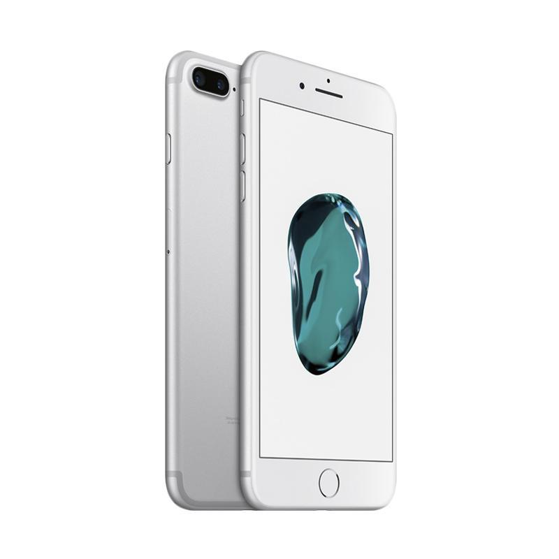 Apple iPhone 7 Plus 32 GB Smartphone - Silver [Garansi Resmi]