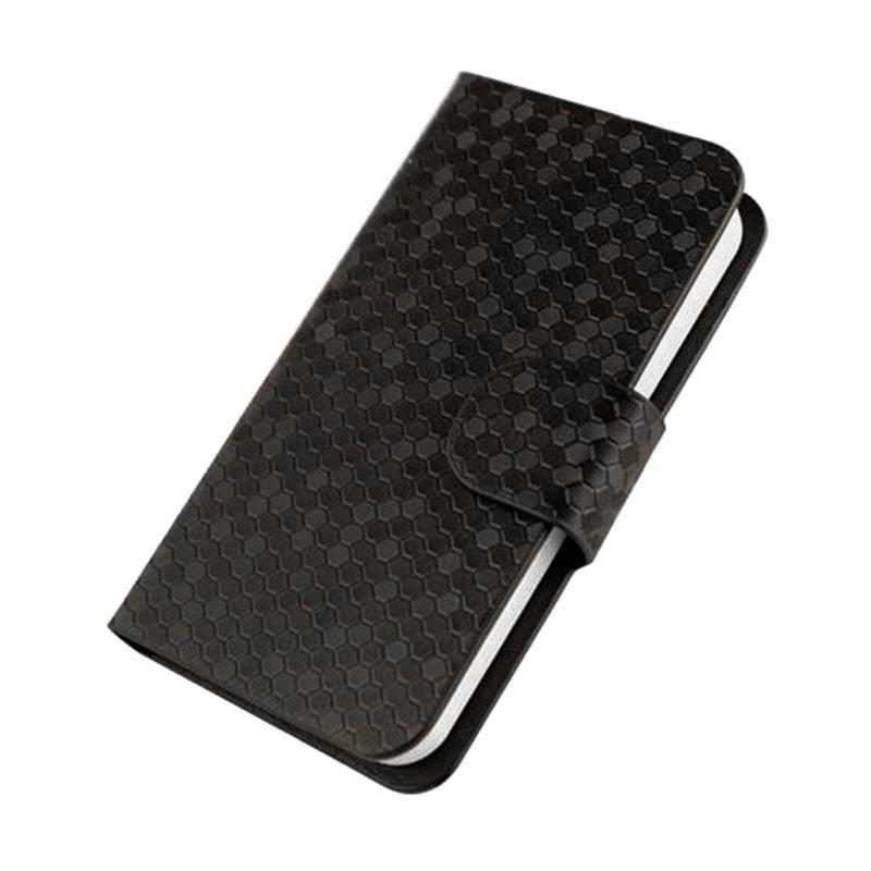 OEM Case Glitz Cover Casing for Samsung Galaxy Note 5 - Hitam