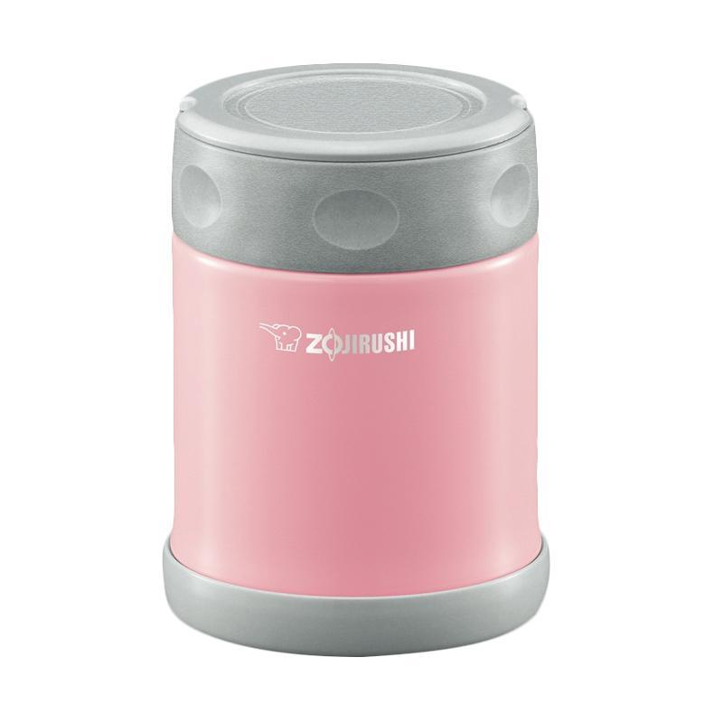 Zojirushi SW-EAE35 Stainless Steel Food Jar - Pink