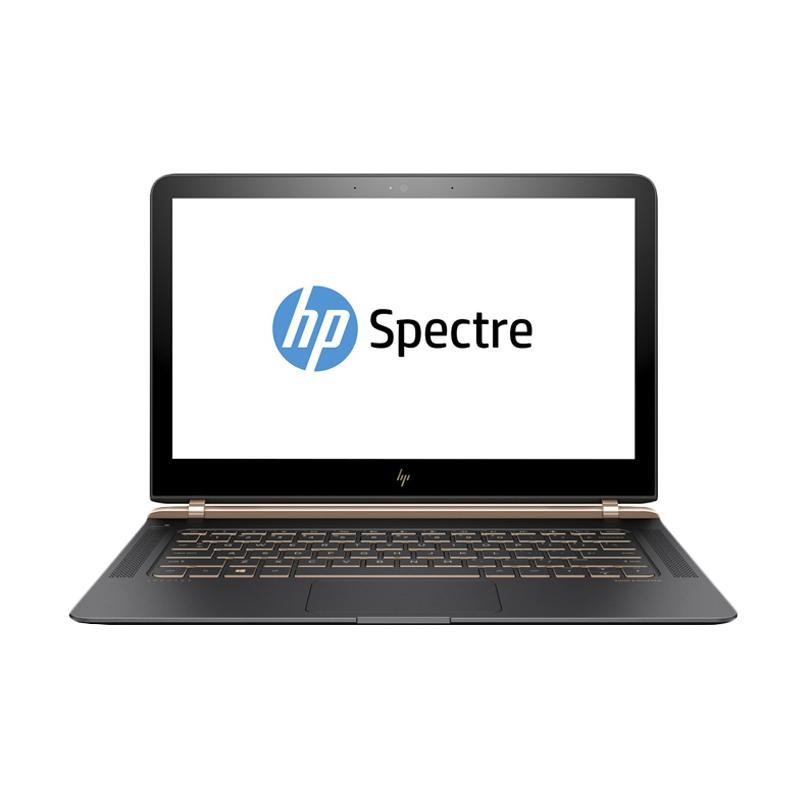HP Spectre 13-V142TU Notebook - Black [Ci7-7500U/ 8GB/ 512GB SSD/ 13.3 Inch/ Windows 10]