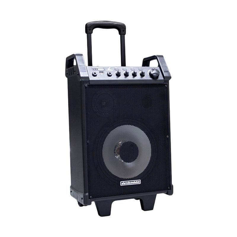 Simbadda CST 32 Sound System Bluetooth Amplifier - Hitam