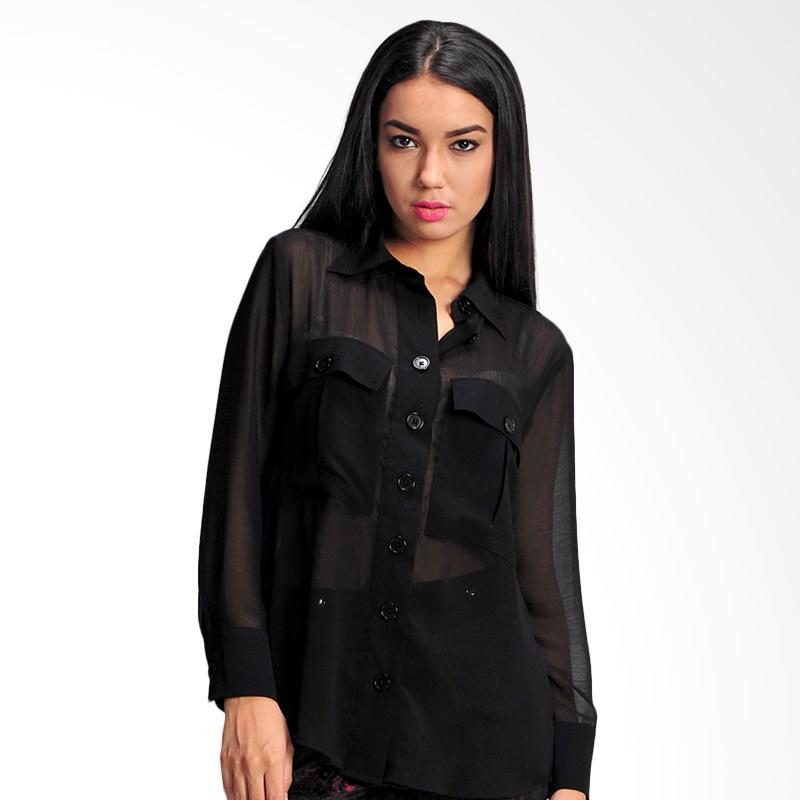 SJO & Simpaply X-Trimbulk Women's Shirt - Black