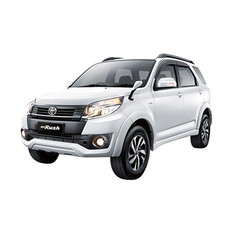 Toyota Rush 1.5 S TRD Sportivo Ultimo Mobil - White