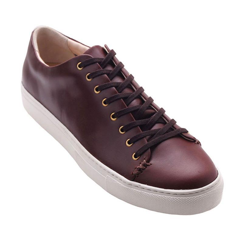 Ftale Footwear Yotn Mens Shoes Sepatu Pria - Burgundy