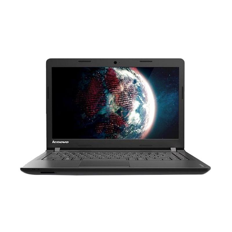 harga Lenovo Ideapad 100-14IBD 0GID Notebook - Hitam [Corei3-5005U/Windows 10/14 Inch] Blibli.com