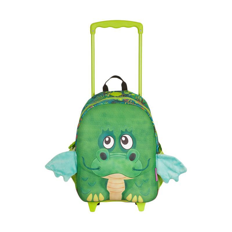 Okiedog Wildpack Junior Small Trolley Dragon