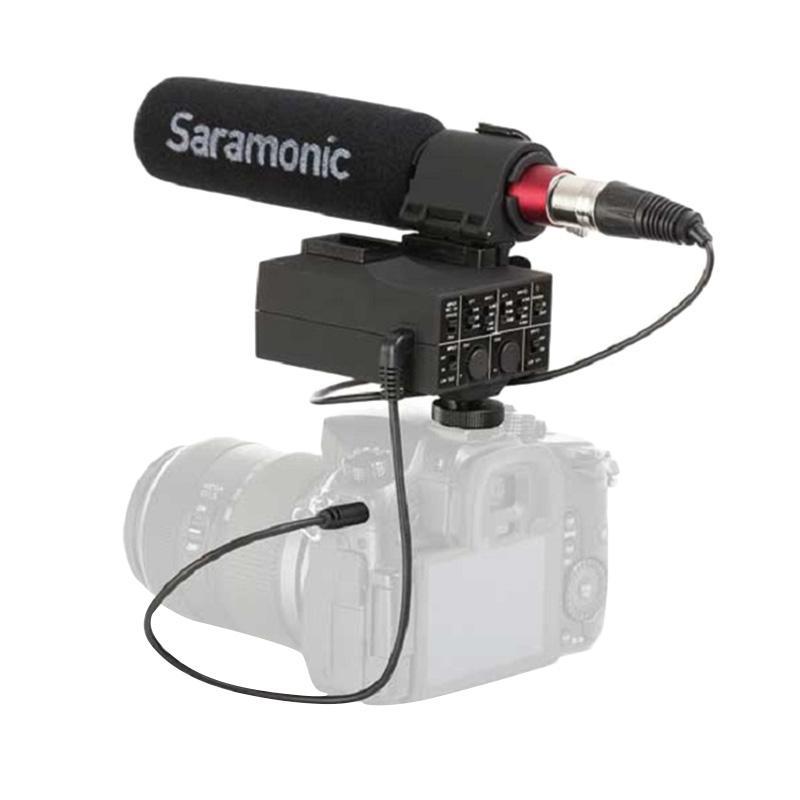 harga Saramonic MixMic XLR Audio Mixer with Microphone Blibli.com