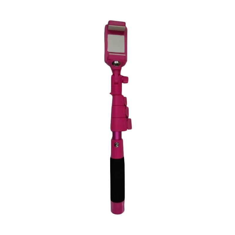 Yunteng Original 188 Monopod wih Cable - Pink