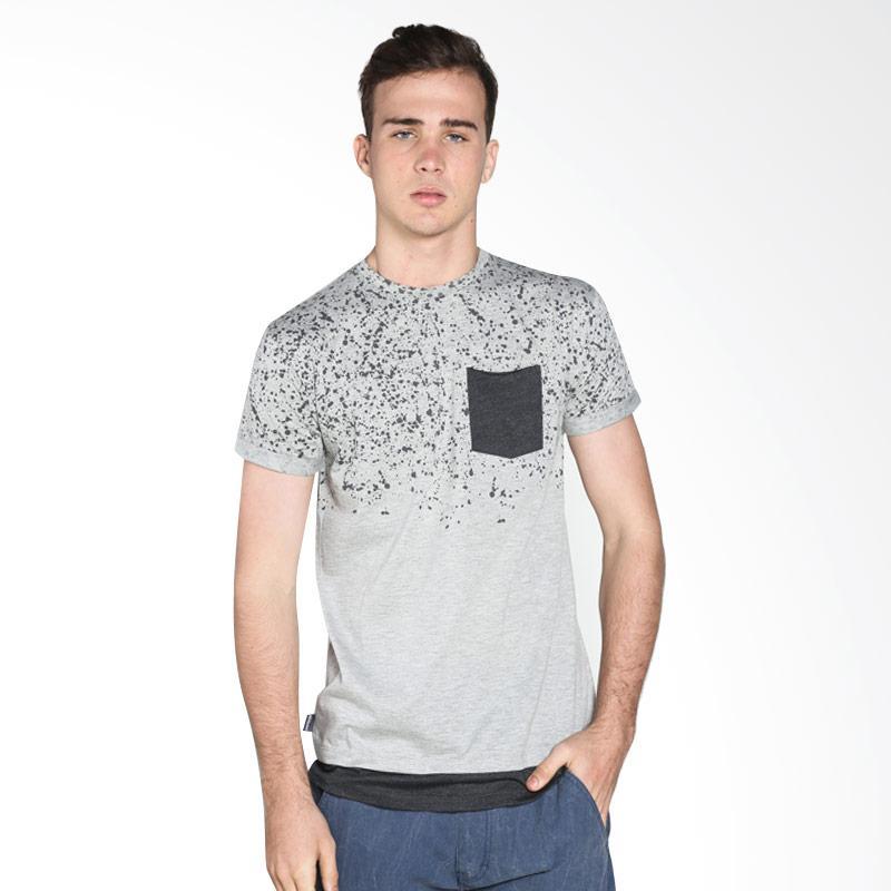 Brand Revolution Painter T-Shirt - Grey 506000060016 Extra diskon 7% setiap hari Extra diskon 5% setiap hari Citibank – lebih hemat 10%