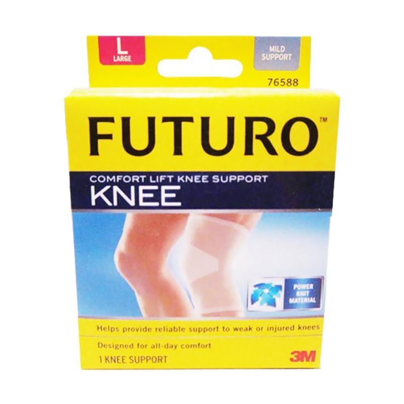 harga 3M Futuro Comfort Lift Knee Support Large 76588EN Deker Lutut Blibli.com