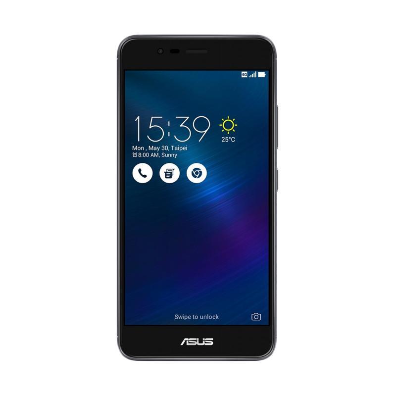 Asus ZenFone 3 Max ZC520TL Smartphone - Titanium Gray [16GB/ 2GB]