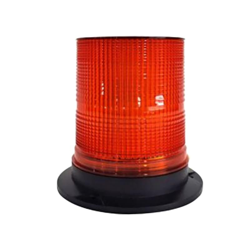 ESCORT Amber LED Lampu Rotary Strobo [12V - 24V] WL27-5730-SCREW