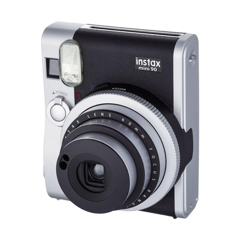Fujifilm INSTAX Mini 90 Neo Classic Instant Camera - Black